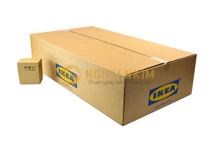 hộp carton giúp bảo quản hàng hóa an toàn