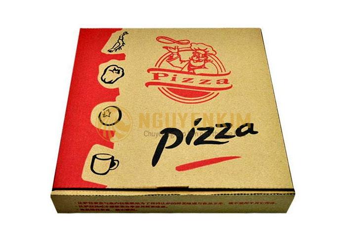 Hộp Pizza Carton giá rẻ
