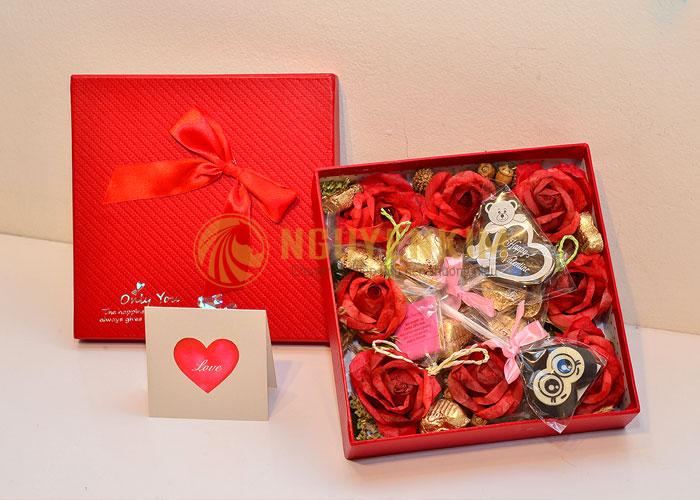 Hộp quà tặng valentine