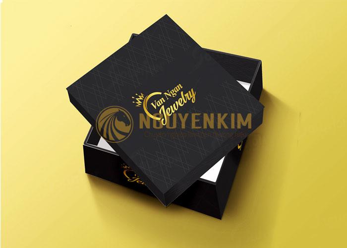 thiết kế hộp trang sức Van Ngan Jewelry