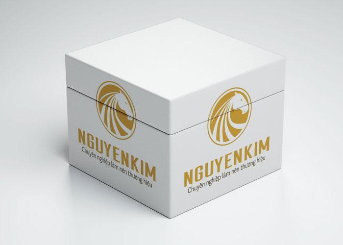 Thiết kế vỏ hộp Nguyễn Kim